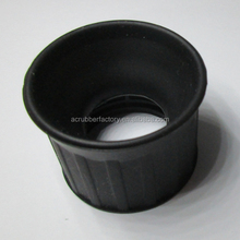 Customized travel mug lid silicone rubber cup sleeve Solid Rubber Bushing Torque Rod