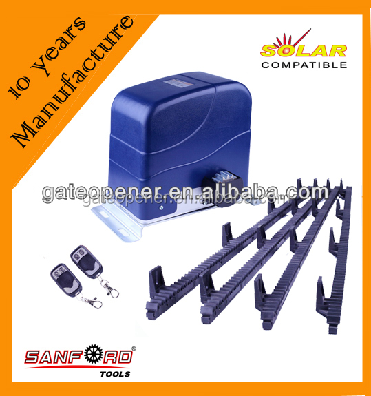Electric gate opener,automatic sliding gate opener,slide gate opener