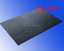 500gsm Non woven needle punched velour felt carpet for cars