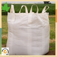FIBC flexable container bulk bag, SF 5:11MT big bags stacking in container