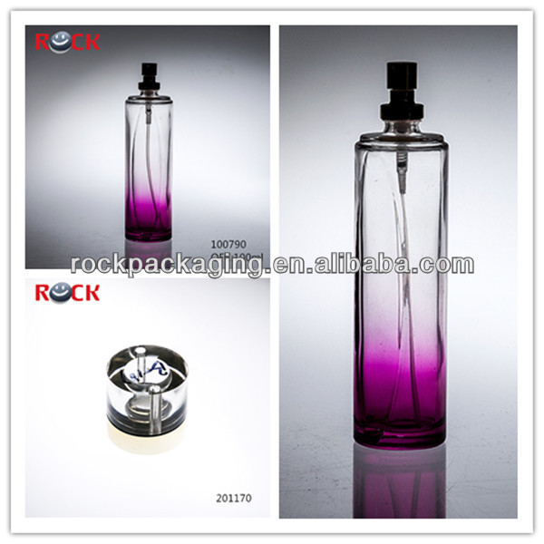 100ml sexy perfume glass bottle for women