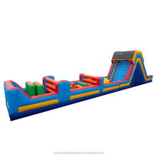 Giant Inflatable Game/Inflatable funy Obstacle Course sports