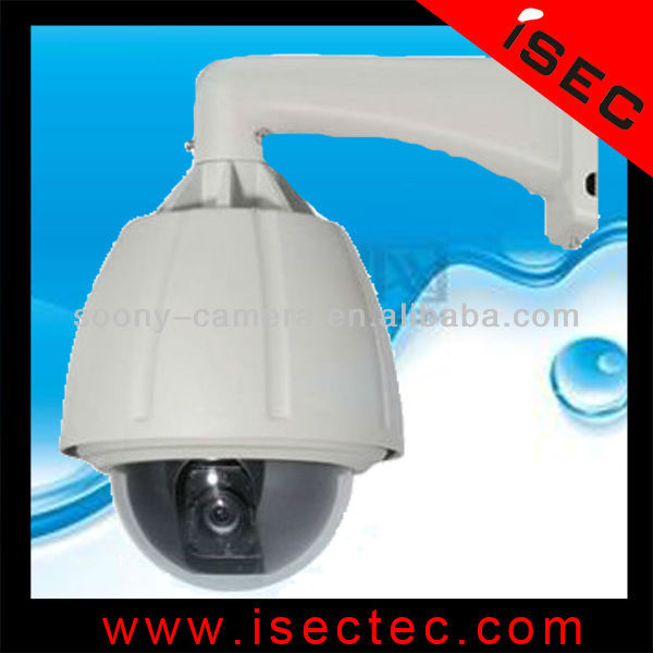 360 Degree Panning Outdoor High Speed Dome Camera