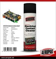 Aeropak Aerosol Electrical contact cleaner