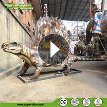 Park Decoration Animatronic Dinosaur Model