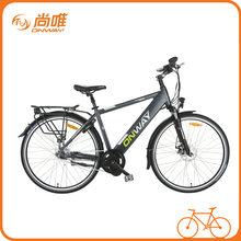 Fast speed 8Fun 356V250W center motor electric off road bike