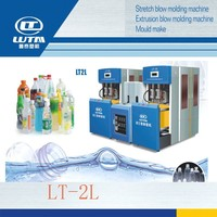 water PET blowing machine/China manufacture bottl