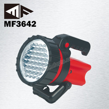 37 LED Rechargeable Lantern Work Light Torch Spotlight Lamp