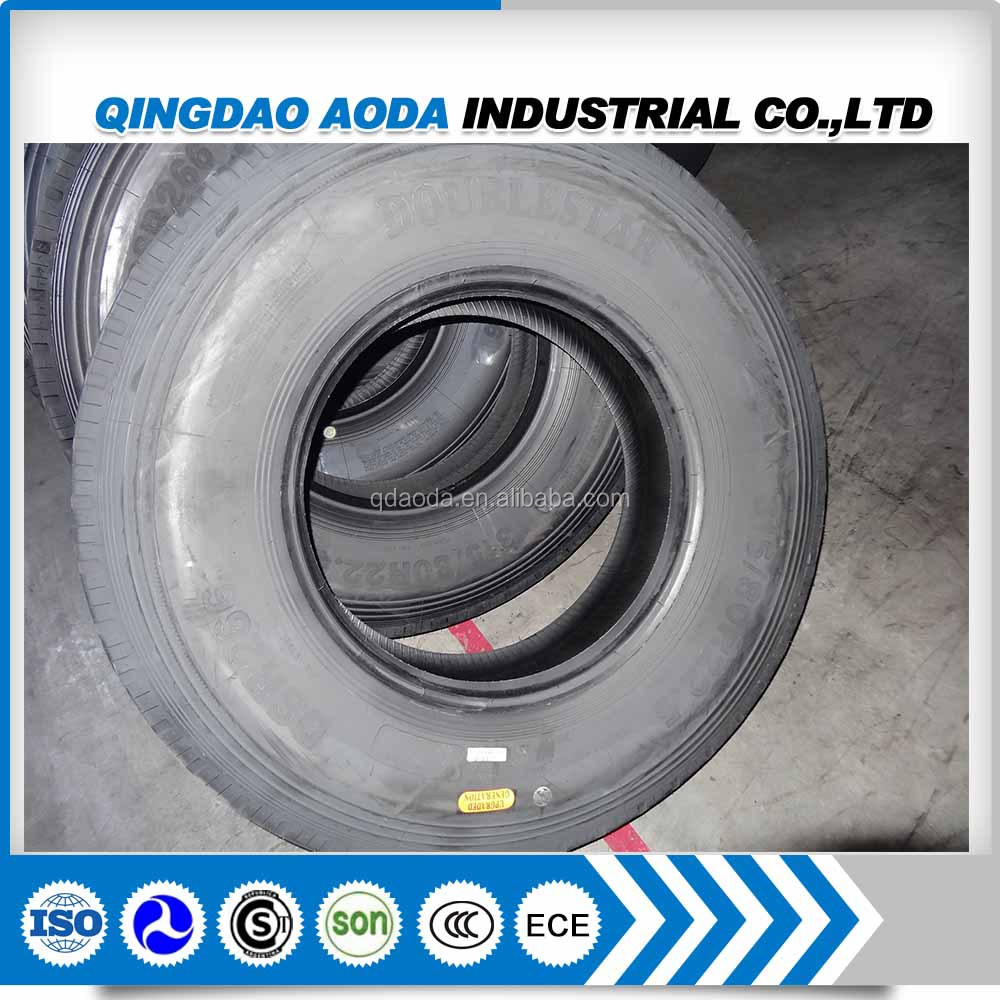 Golden supplier Doublestar Radial Truck Tyre 295/75R22.5