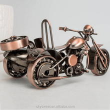 new office decor craft & gift vintage motor tricycle 3d model gift,motorcycle home decor(PR313)