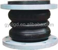 Double Arch Flexible Rubber Joint with High Pressure Resistance