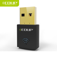 300Mbps 802.11n Adapter USB Lan Wireless EDUP Mini Network Card For Laptops