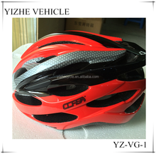 2016 factory cheap price certificated SMS road mountain bike bicycle helmet with insect proof net