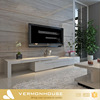 2018 Hangzhou Vermont Modern Design Simple TV Stand Solid Wood TV Cabinet European Wall Units TV Cabinet