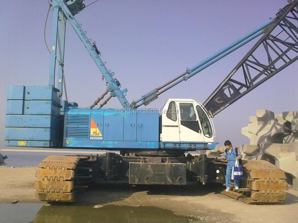 Japan made Kobelco PH7055 55T ph7050 50t crawler crane japan Hitachi-sumitomo 200t 250t Manitowac Kobelco ph5170 150ton crane