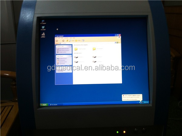 //GFS-04// Visual field screener