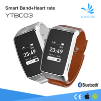 Camera & Music Control bluetooth smart watch pedometer /activity tracker for Phone calls