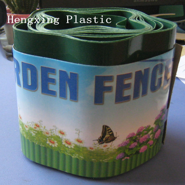 hot selling plastic lawn edge