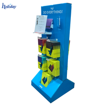 Mobile Phone Store Appropriative Mobile Accessories Display Stand