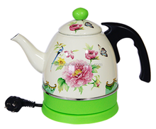 new designed Enamel electric water Kettle