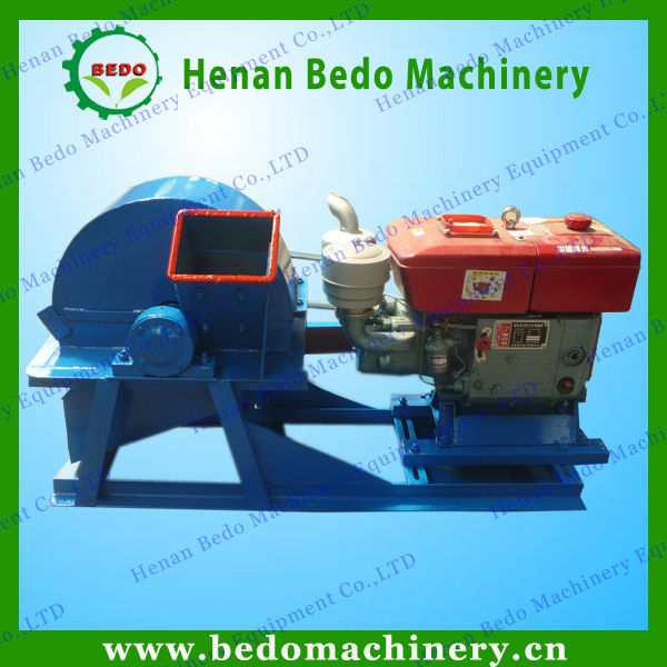 Cheap diesel engine wood chipper shredder/wood chipping machine 0086 133 4386 9946