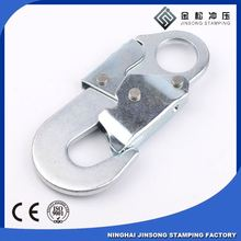 Hot selling metal swivel black snap hook