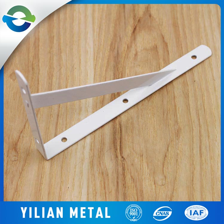 Wholesale L Angle square tube brackets Metal Support Brackets
