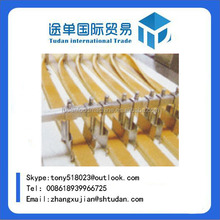 T&D shanghai China plant food confectionery professional good quality ce swiss roll cake line making machine