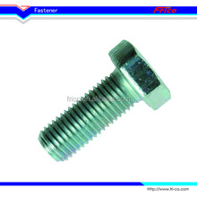 Din961/ISO8676 hex head fine thread metric screws