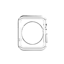 Transparent Crystal TPU Case for Apple Watch 38mm