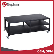 Customize steel modern TV stand 4008