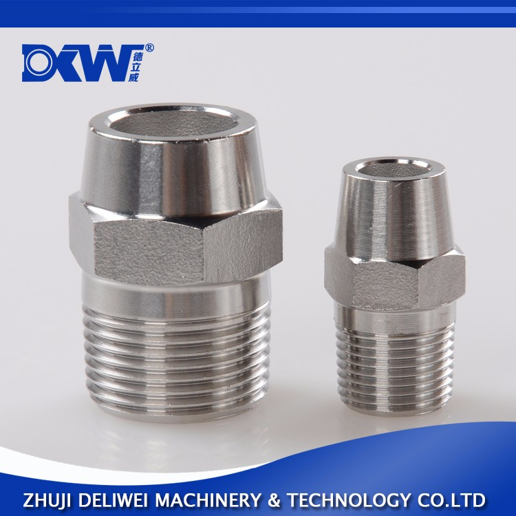 Top Quality Stainless Steel SS316 Hydraulic Tube Socket Weld Union Fittings