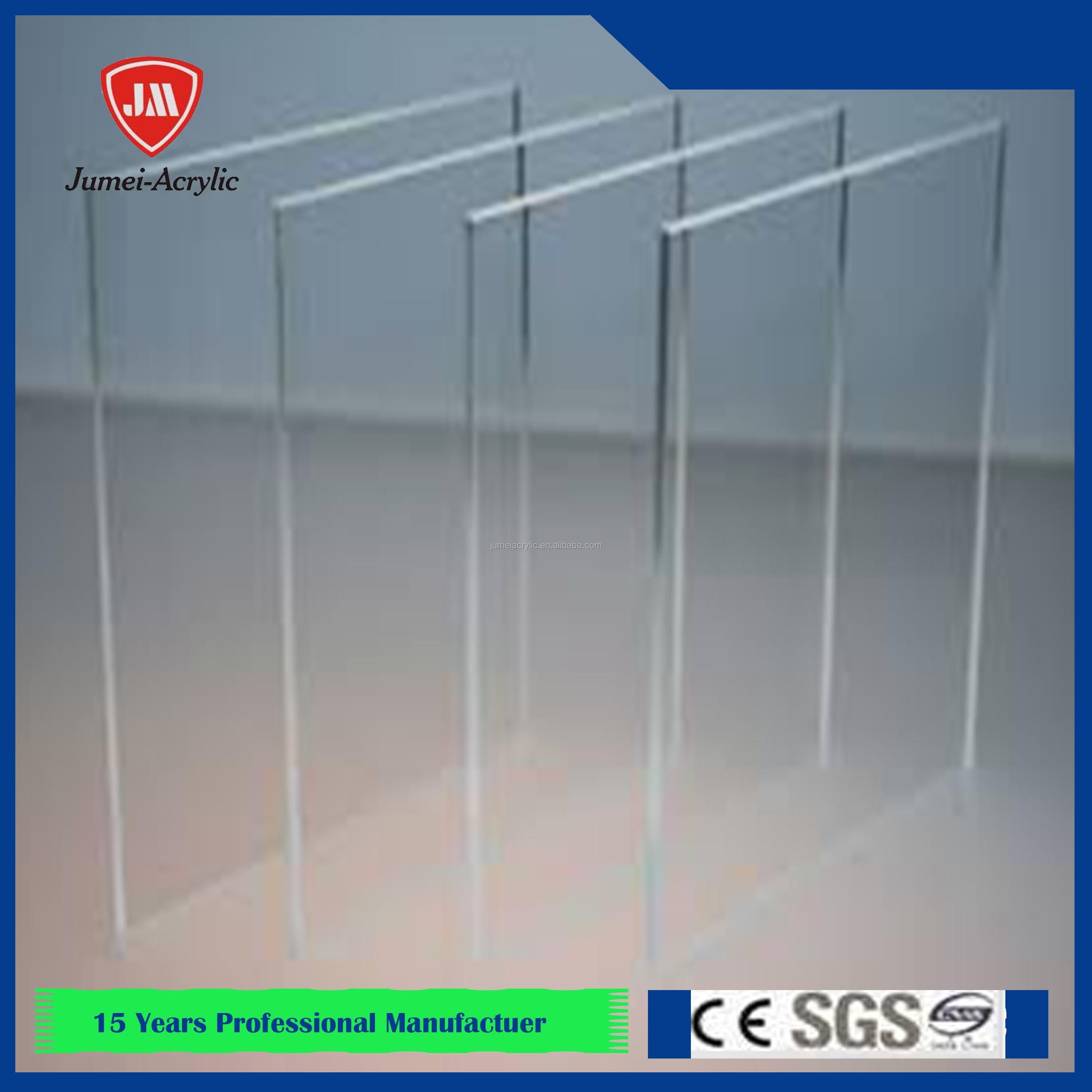 JM CE SGS qualified Various Colored Frosted acrylic sheet Frozen acrylic sheet with good price