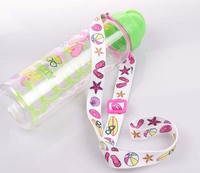 Bottle holder lanyard for baby