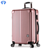 artist trolley bag airport aluminium trolley abs luggage bag