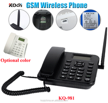 GSM cordless phone fixed wireless telephone desk phone FWP with 850/900/1800/1900MHz