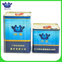 Manufacturer supply polyurethane (pu) waterproof paint