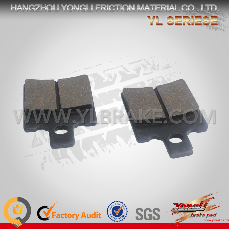 Alibaba Wholesale Newest design Ebc Motorcycle Brake Pads