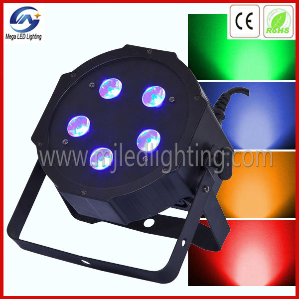 slim par can professional stage light led dj booth