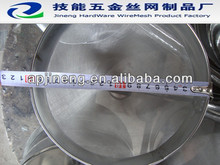 new stainless steel wire mesh noodle strainer ,Infundibular Stainless Steel Mesh Strainer with Tubular Handle /Cap Strainer