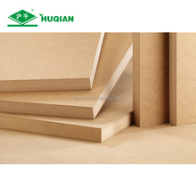 18mm laminated mdf board of plate mdf raw price