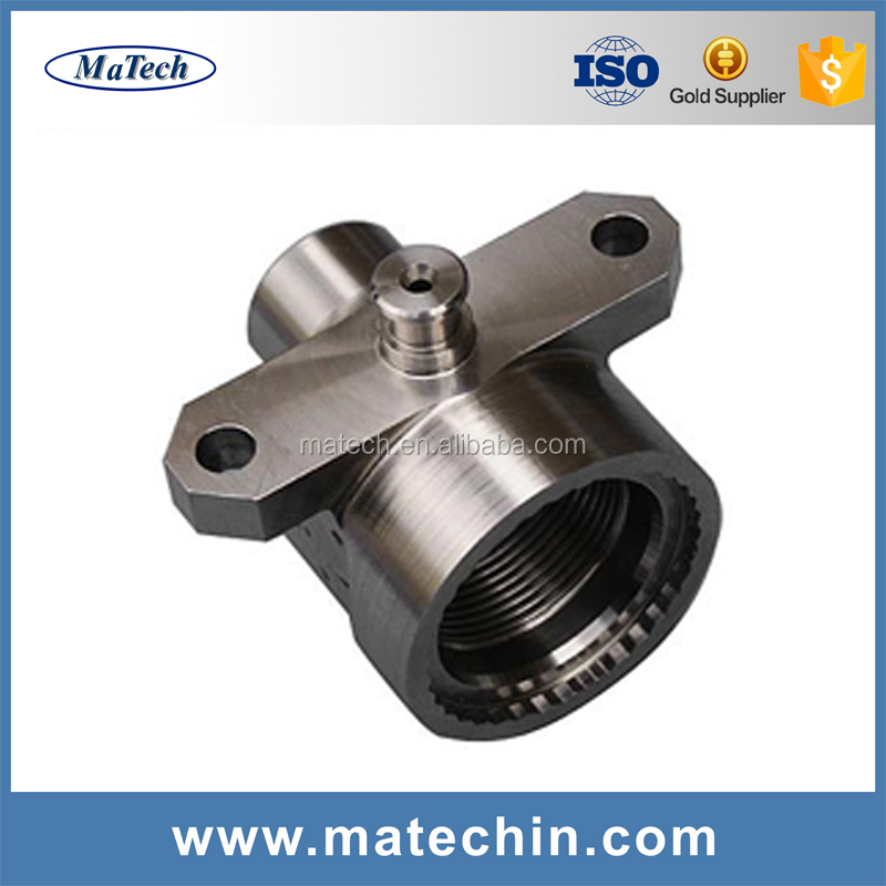 China Supplier Customized High Quality Fabrication And Welding Parts