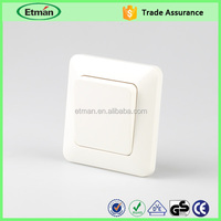 IP20 16A China electrical waterproof push button wall switch