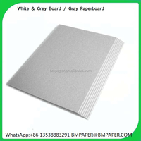 Hot Sell Grey Color Weight of Construction Paper
