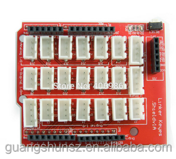 Base Shield Sensor I / O Expansion Board Module for Microcontroller