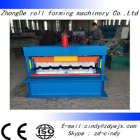 Hot sale automatic corrugated sheet pasting machine made in china