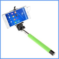New Telescopic Stand Extendable Monopod promotional cheap legoo selfie stick for phone