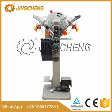 fully automatic plastic snap button attaching machine good price and quality