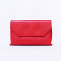 China Factory Delicate Portable Ladies Shoulder Bag Fashion Red Handle Bag