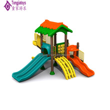 outdoor slide equipment 2017 novelty plastic outdoor playground plans for kids to play